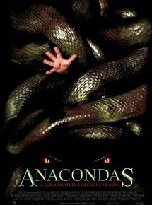 Anacondas : à la poursuite de l'orchidée de sang streaming
