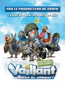Vaillant, pigeon de combat ! streaming