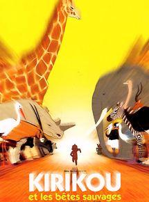 Kirikou et les bêtes sauvages streaming