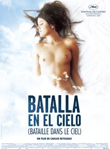 Batalla en el cielo streaming