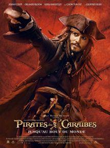 Pirates des Caraïbes : Jusqu'au Bout du Monde streaming
