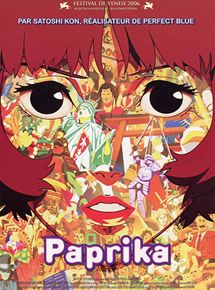 Paprika streaming