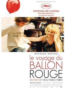 Bande-annonce Le voyage du ballon rouge