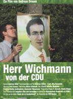 Monsieur Wichmann de la CDU