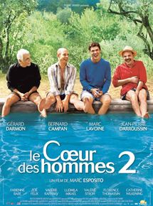 Le Coeur des hommes 2 streaming