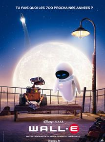 Wall-E streaming