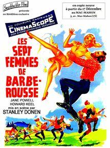 Les Sept femmes de Barberousse streaming