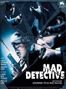 Voir Mad Detective en streaming