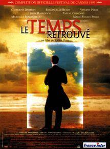 Le Temps retrouvé, d'après l'oeuvre de Marcel Proust