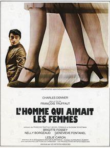 """Résultat de recherche d'images pour """"L'Homme qui aimait les femmes de François Truffaut"""""""