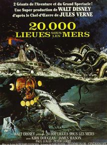 20.000 lieues sous les mers streaming