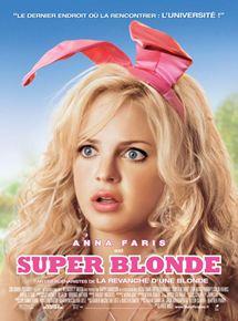 Bande-annonce Super blonde