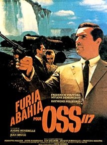 Furia à Bahia pour OSS 117 streaming