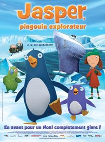 Jasper, pingouin explorateur streaming