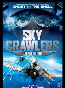 The Sky Crawlers streaming
