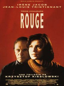 Trois couleurs – Rouge streaming