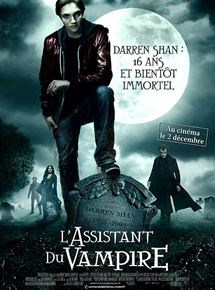 L'Assistant du vampire streaming