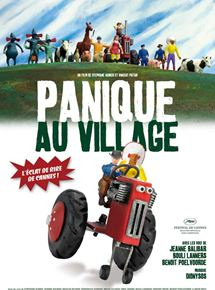 Panique au village streaming