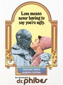 L'Abominable docteur Phibes streaming