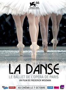 La Danse, le ballet de l'Opéra de Paris streaming
