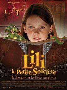 Bande-annonce Lili la petite sorcière, le dragon et le livre magique