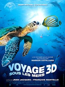 Voyage sous les mers 3D streaming