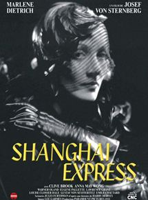 Shanghai Express en streaming