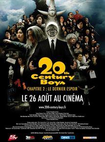 20th Century Boys - Chapitre 2 : Le dernier espoir streaming