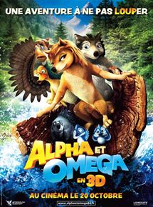 Alpha & Omega – 3D streaming