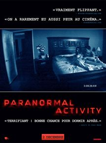 Paranormal Activity streaming