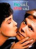 He said, She said