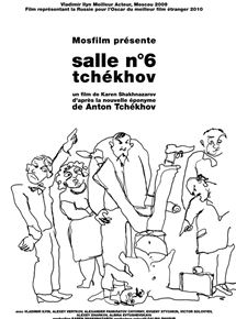 Salle n°6 – Tchekhov streaming