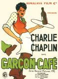 Charlot Garçon de Café