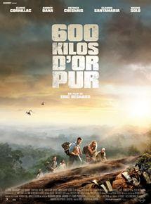Film 600 kilos dor pur Streaming Complet - Un groupe d'aventuriers entreprend de faire le casse d'une mine d'or au coeur de la...