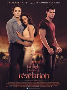 Twilight – Chapitre 4 : Révélation 1ère partie streaming