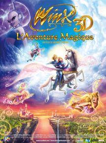 Bande-annonce Winx Club, l'aventure magique 3D