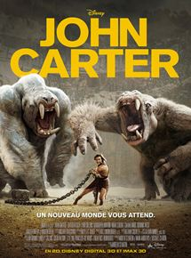 John Carter streaming gratuit