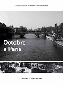 Octobre à Paris streaming
