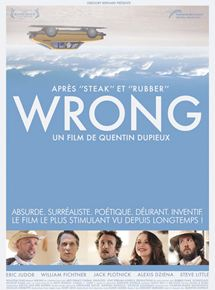 Wrong en streaming