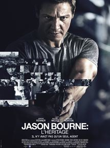 Jason Bourne : lhéritage