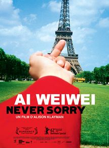 Ai Weiwei: Never Sorry streaming