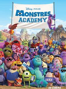 Monstres Academy streaming