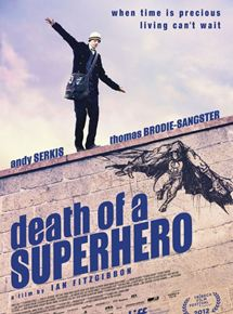 Death of a Superhero streaming