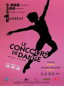 Le Concours de danse streaming gratuit