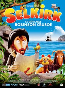 Selkirk, le véritable Robinson Crusoé streaming