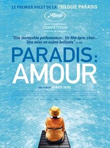 Paradis : amour streaming
