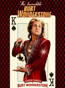 L'Incroyable Burt Wonderstone streaming