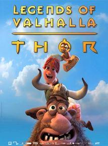 Thor et les légendes du Valhalla streaming