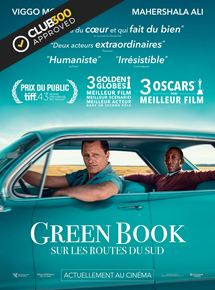 Who is the movie green book about