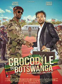 le crocodile du botswanga film complet